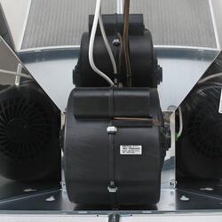 Вытяжка каминная Bosch DWW07W850 серебристый