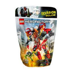Конструктор LEGO Hero Factory Реактивная машина Фурно 44018