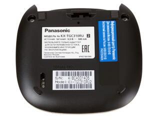 Телефон беспроводной (DECT) Panasonic KX-TGC310RU2