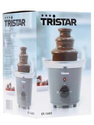 Шоколадный фонтан Tristar CF-1603 серебристый
