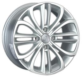 Автомобильный диск литой Replay CI28 6,5x16 4/108 ET 26 DIA 65,1 Sil