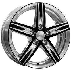 Автомобильный диск литой K&K Андорра 6x15 5/105 ET 39 DIA 56,6 Бинарио