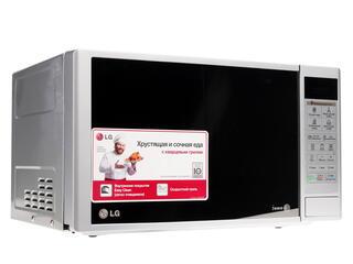 Микроволновая печь LG MB-4043DAR серебристый