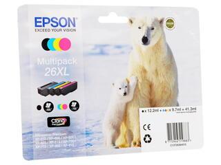 Набор картриджей Epson T2636 (XL)