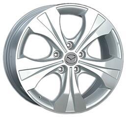 Автомобильный диск литой Replay MZ50 7x19 5/114,3 ET 50 DIA 67,1 SF