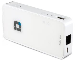 Маршрутизатор D-Link DIR-508L SharePort Go II