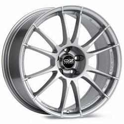 Автомобильный диск литой OZ Racing Ultraleggera HLT 8,5x19 5/130 ET 53 DIA 71,6 Matt Race Silver