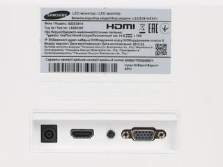 "21.5"" Монитор Samsung S22E391H"