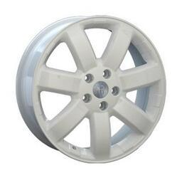 Автомобильный диск литой Replay H14 6,5x17 5/114,3 ET 50 DIA 64,1 White