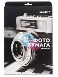 Фотобумага DEXP Deluxe Matt 0805588