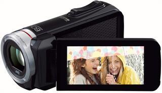 Видеокамера JVC GZ-RX110 черный
