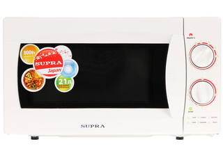 Микроволновая печь Supra MWS-2117MW белый