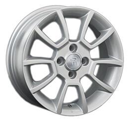 Автомобильный диск Литой Replay RN17 6x15 4/100 ET 43 DIA 60,1 Sil