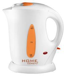 Электрочайник Home Element HE-KT109 белый, оранжевый