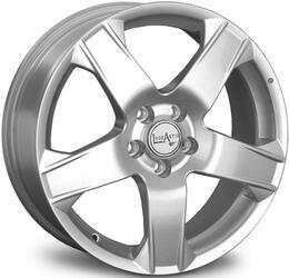 Автомобильный диск литой LegeArtis OPL40 7x17 5/105 ET 42 DIA 56,6 Sil