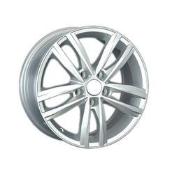Автомобильный диск литой LegeArtis SK63 6x15 5/100 ET 43 DIA 57,1 Sil