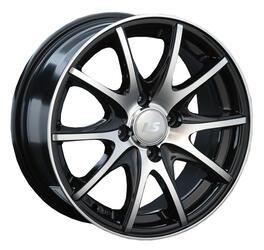 Автомобильный диск Литой LS 190 6x14 4/98 ET 35 DIA 58,6 BKF
