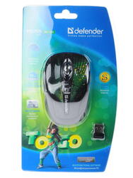 Мышь беспроводная Defender To-GO MS-585 Nano