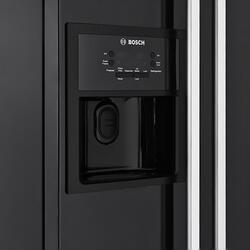 Холодильник BOSCH KAN58A55RU черный