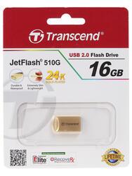 Память USB Flash Transcend JetFlash 510G 16 Гб