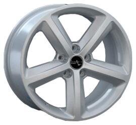 Автомобильный диск Литой LegeArtis A55 7,5x17 5/112 ET 45 DIA 66,6 Sil