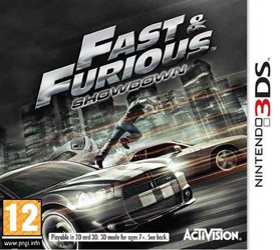 Игра для 3DS Fast & Furious: Showdown