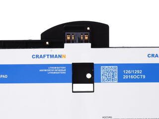 Аккумулятор CRAFTMANN 616-0447