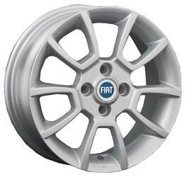 Автомобильный диск Литой Replay FT3 5,5x14 4/98 ET 44 DIA 58,1 Sil