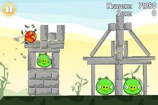 """[153999] Игра """"Angry Birds"""" DVD"""
