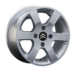 Автомобильный диск Литой Replay Ci15 5,5x14 4/108 ET 24 DIA 65,1 Sil