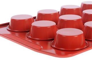 Форма для выпекания Supra SCS-P4127 красный