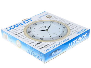 Часы настенные Scarlett SC - 55I