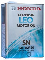 Моторное масло Honda (Orig.Japan) Ultra Leo 0W20 08217-99974