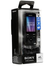 Мультимедиа плеер Sony NWZ-E583 черный
