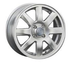 Автомобильный диск литой Replay DW6 6x15 4/114,3 ET 44 DIA 56,6 Sil