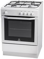 Газовая плита Indesit I6GG0(W)/RU белый