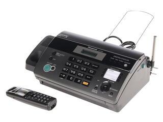 Факс Panasonic KX-FC968RUT