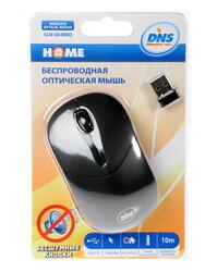 Мышь беспроводная DNS HOME SLW-004BRQ