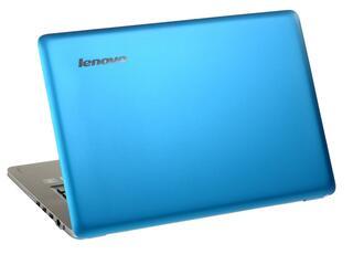 "14"" Ноутбук Lenovo U410 (HD)/Blue"