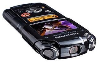 Цифровой диктофон OLYMPUS LS-20M Black