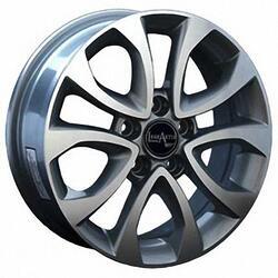 Автомобильный диск Литой LegeArtis H51 6,5x17 5/114,3 ET 50 DIA 64,1 GMF