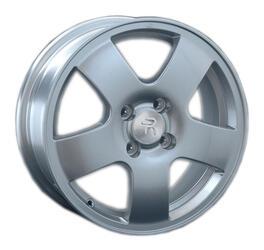 Автомобильный диск литой Replay KI85 6x15 4/100 ET 48 DIA 54,1 Sil