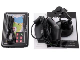"GPS Навигатор PRESTIGIO GeoVision 5250  5"""