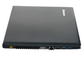 """15.6"""" Ноутбук Lenovo G505s черный"""