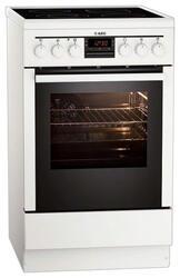 Электрическая плита AEG 4713RV9-WN белый