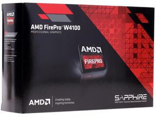 Видеокарта Sapphire AMD FirePro W4100 [100-505817]