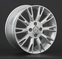 Автомобильный диск литой Replay RN21 6x15 4/112 ET 39 DIA 60,1 Sil