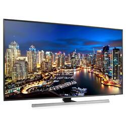 """75"""" (190 см)  LED-телевизор Samsung UE75JU7000 черный"""