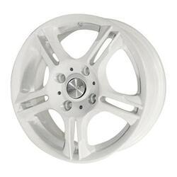 Автомобильный диск литой Скад Стар 6x15 5/108 ET 35 DIA 57,1 белый