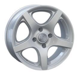 Автомобильный диск литой Replay PG25 6,5x15 4/108 ET 20 DIA 65,1 Sil